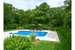 HAMPTON BAYS BEAUTIFUL 4 BR, 2 1/2 BATH WITH POOL CLOSE TO ALL