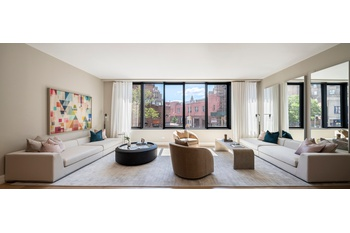 Floor Through Boutique Living in Prime West Village!
