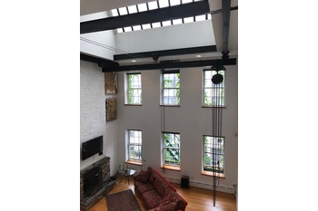 Awesome Breathtaking Furnished Loft With 20u0027 High Ceilings And A Private Terrace In  Murray Hill