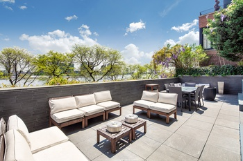 Duplex 3 Bedroom Condo with a 1,500 sf Outdoor Space in Midtown East